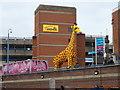 SP0586 : Legoland Discovery Centre, Birmingham Arena by Rudi Winter