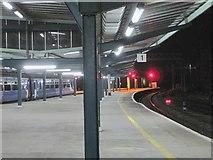 NY4055 : Carlisle Citadel station by Jim Barton