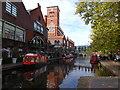 SP0686 : Birmingham Canal, Birmingham by Rudi Winter