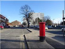 TA0828 : Anlaby Road, Hull (A1105) by JThomas