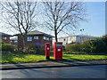 TA0325 : Elizabeth II postboxes on Livingstone Road, Hessle by JThomas