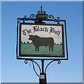 NT9239 : The Black Bull, Etal by Ian Taylor