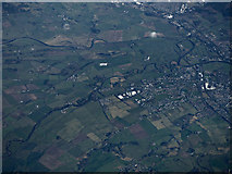 NX9377 : Dumfries from the air by Thomas Nugent