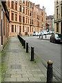 NS5666 : Dalcross Street by Richard Sutcliffe