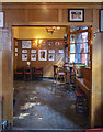 TQ2981 : Interior of The Coach & Horses, London by Rossographer