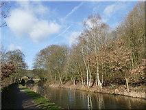 SE0424 : Approaching Longbottom bridge by Stephen Craven