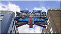 TQ2980 : Sign, Carnaby Street by Rossographer