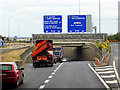 O0830 : N7/M50 Interchange at Ballymount by David Dixon
