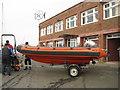 NT5585 : East Lothian Yacht Club by M J Richardson