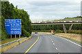 N8516 : Bridge over the northbound M7 by David Dixon