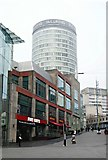 SP0786 : Bull Ring Vicinity, Birmingham by David Hallam-Jones