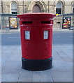NZ4920 : Double Elizabeth II postbox on Albert Road, Middlesbrough by JThomas
