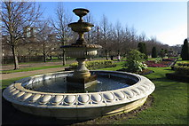 TQ2882 : The English Gardens in Regents Park by Philip Jeffrey