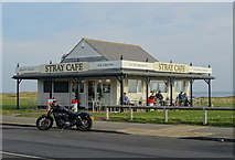 NZ6124 : The Stray Cafe, Redcar by JThomas