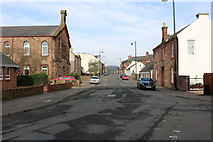 NS5036 : Wallace Street, Galston by Billy McCrorie