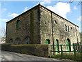 SE0326 : Former barn at Mill House Farm, Railes Lane, Luddenden by Stephen Craven