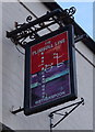 NZ6025 : Sign for the Plimsoll Line public house, Redcar by JThomas