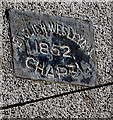 SO0702 : English Wesleyan Chapel 1852, Troedyrhiw by Jaggery