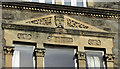 ST5774 : Decorative feature, Chandos Road, Bristol by Derek Harper