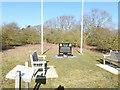 TM1375 : Memorial to Eye USAAF WW2 Airfield by Adrian S Pye