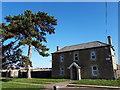 SU1684 : Lower Walcot Farmhouse, Shrewsbury Road by Vieve Forward