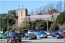 SJ2207 : St Mary's Church by John Firth