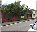SS9390 : High Street development site for sale, Ogmore Vale by Jaggery