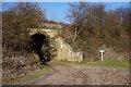 SE4516 : Rail bridge near Moor House Farm by Ian S