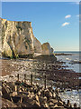 TV4898 : Stack, Seaford Head by Ian Capper