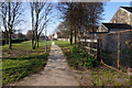 SE4316 : Dando Way, Ackworth Moor Top by Ian S