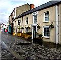 SO0405 : The Crown Inn, High Street, Merthyr Tydfil by Jaggery