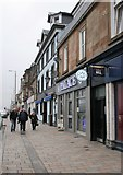 NS2982 : West Clyde Street, Helensburgh by Richard Sutcliffe