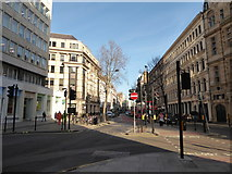 TQ3081 : A walk from Clerkenwell to Piccadilly (158) by Basher Eyre
