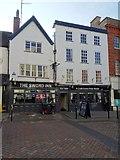 SO8318 : The Sword Inn by Philip Halling