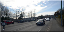 SE1437 : Traffic on Otley Road by habiloid