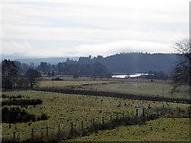 NH5797 : Inveran farmland by John Lucas