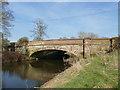 SJ7567 : Cranage Bridge, Knutsford Road by Stephen Craven