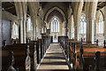TF0638 : Interior, Ss Peter & Paul church, Osbournby by Julian P Guffogg