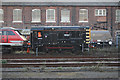 SE5703 : Shunter #08853 at Doncaster Station by Ian S