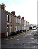 ST2896 : Maindee Terrace, Cwmbran by Jaggery