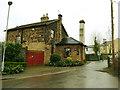 SE3827 : Former Methley station building (1) by Stephen Craven