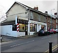 ST2996 : Erols Barber Shop, Commercial Street, Pontnewydd, Cwmbran by Jaggery