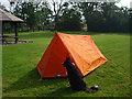 SD5120 : Blacks Alaskan   two man tent by John Waring