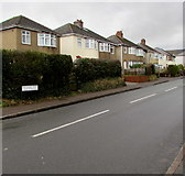 ST2896 : Five Locks Road houses, Cwmbran by Jaggery