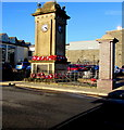 ST0894 : Abercynon War Memorial by Jaggery
