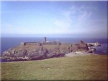 SC2484 : Peel Castle by John Stephen