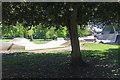 SP3065 : Skate Park, Victoria Park, Leamington by Robin Stott