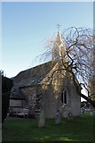 SZ0896 : All Saints' Church, 54 Church Lane, West Parley by Jo Turner