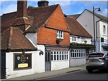 TQ1649 : King's Arms, Dorking by Oast House Archive