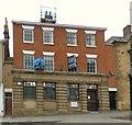 SE7984 : Former NatWest Bank by Gerald England